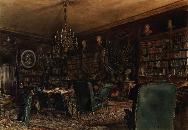 魔道図書室